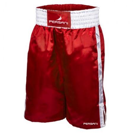 Σόρτς πυγμαχίας Persani Boxing Trunks σε Κόκκινο χρώμα