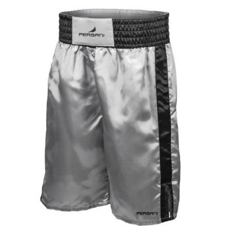 Σόρτς πυγμαχίας Persani Boxing Trunks σε Γκρι χρώμα