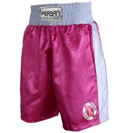 Σόρτς πυγμαχίας 1402 Boxing Trunks σε ροζ χρώμα