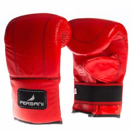 Γάντια σάκου για Πυγμαχία & Kick Boxing Persani σε Κόκκινο χρώμα