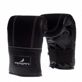 Γάντια σάκου για Πυγμαχία & Kick Boxing Persani σε Μαύρο χρώμα