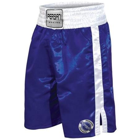 Σόρτς πυγμαχίας 1402 Boxing Trunks σε μπλε χρώμα