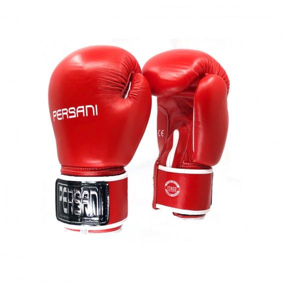 Γάντια Πυγμαχίας & Kick Boxing Persani Competition σε μπλέ χρώμα