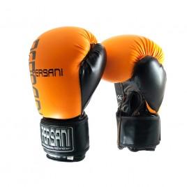 Γάντια Πυγμαχίας & Kick Boxing Για Sparring Persani σε πορτοκαλί χρώμα