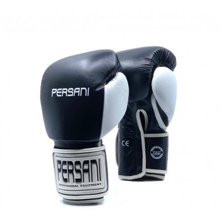 Γάντια Πυγμαχίας & Kick Boxing για Sparring Persani σε μαυρο χρώμα
