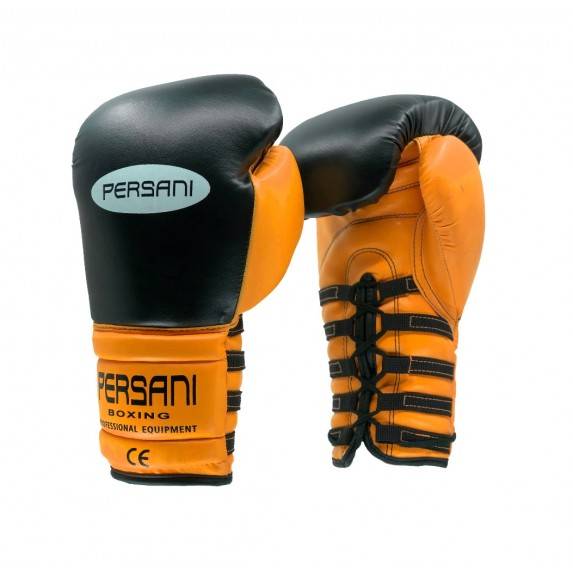 Γάντια πυγμαχίας & Kick Boxing Persani Pro Fight  Lace Up