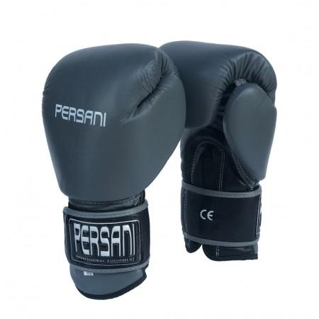 Γάντια Πυγμαχίας & Kick Boxing για Sparring Persani σε γκρι χρώμα
