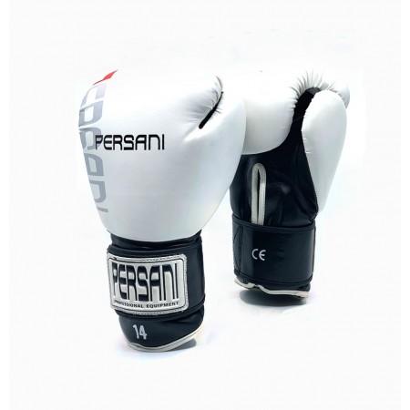 Γάντια Πυγμαχίας & Kick Boxing για Sparring Persani σε λευκό χρώμα