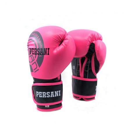 Γάντια Πυγμαχίας & Kick Boxing Persani Neon σε ροζ χρώμα