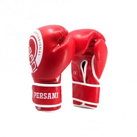 Γάντια Πυγμαχίας & Kick Boxing Persani σε Κόκκινο χρώμα