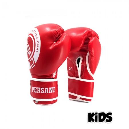 Γάντια Πυγμαχίας & Kick Boxing Persani Neon σε μπλε χρώμα kids
